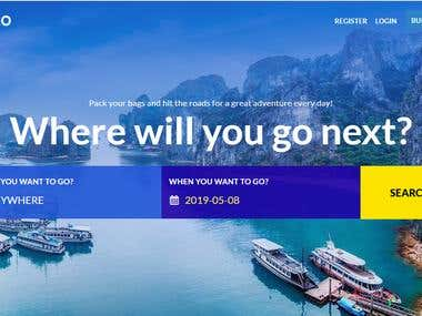 Marketplace for Traveler and Travel Operators- www.mytravelo
