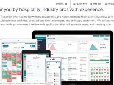 Marketplace for Venue and Host