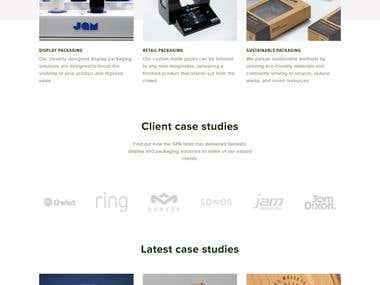 GPA Global Packaging Website