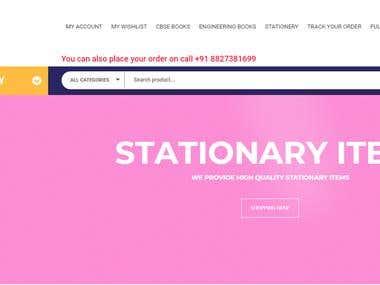 Books' Website