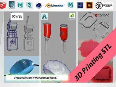 3D Printing STL