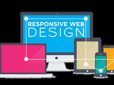 Web Design (WordPress)