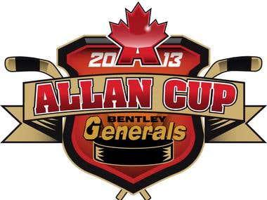 Allan Cup logo