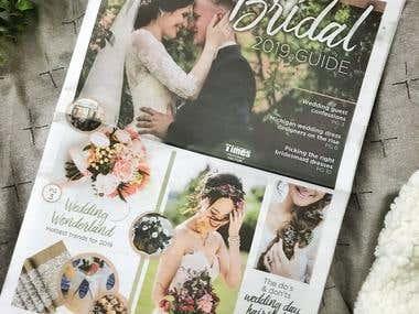 Bridal Cover Design