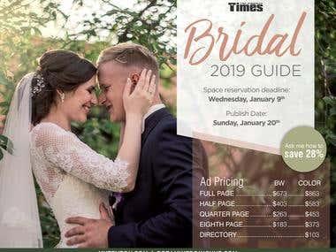 Bridal Flyer
