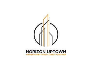 Construction type logo