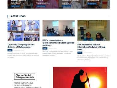 Internal Communications Product - Blog