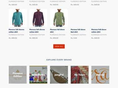 Shopify Configuration & Design
