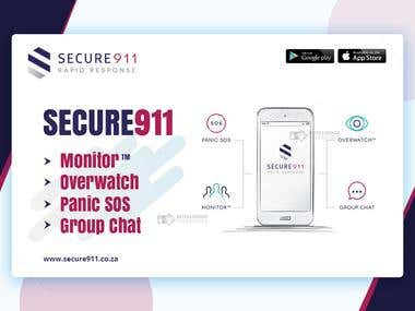 Secure911 - SOS Application for South Africa