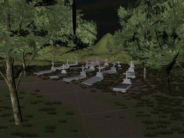 Unity 3D Horror game