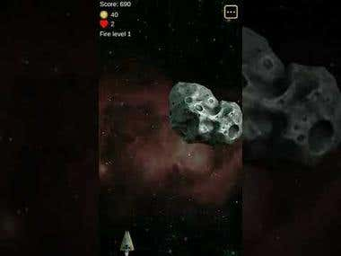 Android Space Shooter