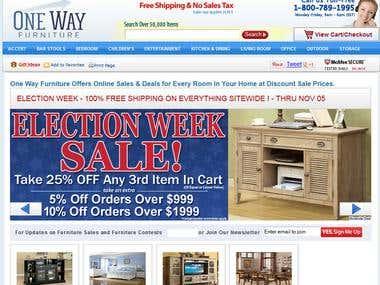 One Way Furniture