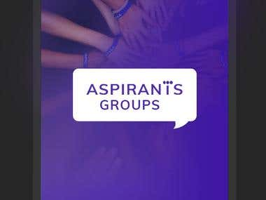 Application on group Chatting