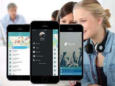 hyve - app