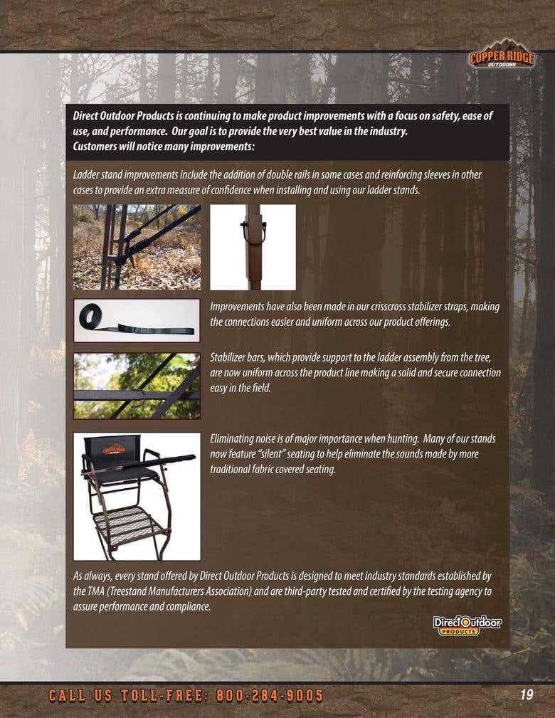 Copper Ridge Outdoors Hunting Catalog 2018 | Freelancer