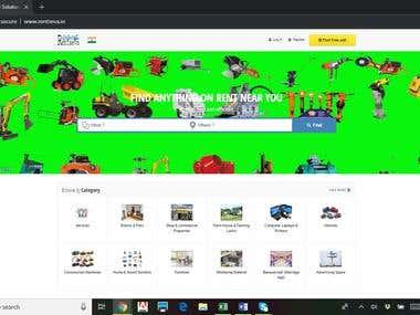 Olx Website