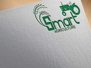 Logo Design For Smart Agriculture