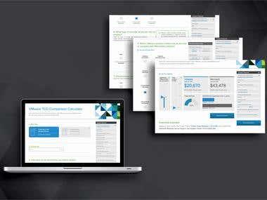 VMware web app