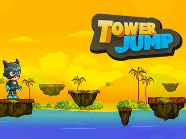 Tower Jumping - Block Jump