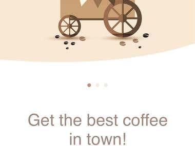 Coffee TEK app