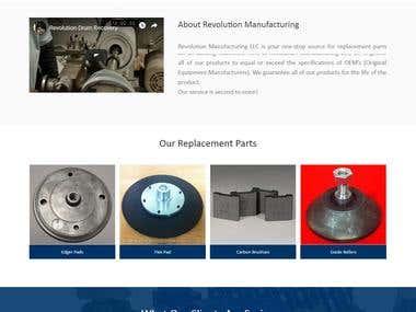 Revolution Manufacturing