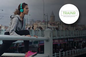 TrainR - A Complete Fitness App