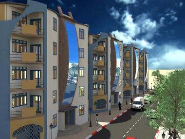 700 appartements