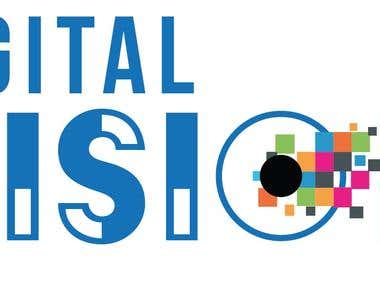 Digital vision Logo and IDM Institute logo