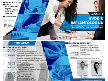 IDC Education Flyer