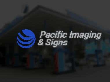 Pacific Imaging And Signs USA.
