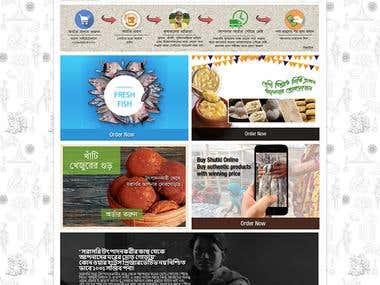 Multi-Store E-commerce Development