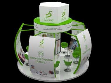 Exhibition booth designs