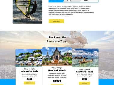 Hotel Booking Site