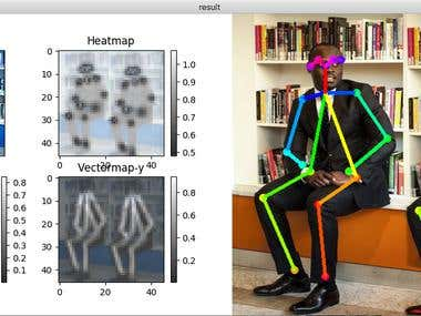 Pose Detection & Recognition Project