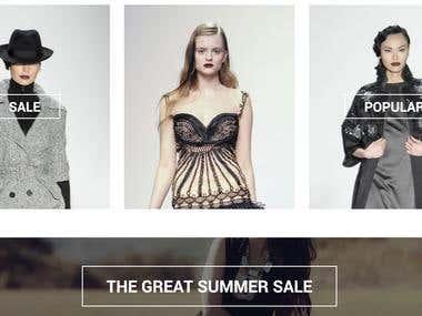 Mala Rouge (Clothing & Jewellery E-commerce Marketplace)