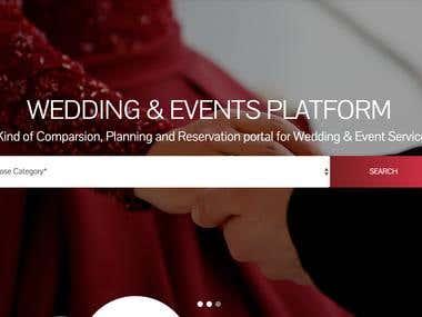 Aywedo (WEDDING & EVENTS PLATFORM)
