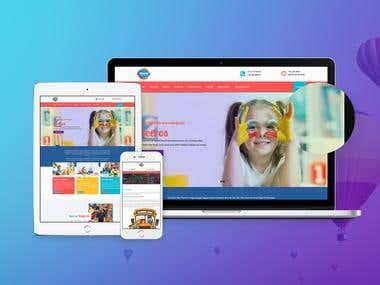 Website Design + Web Development
