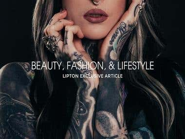 Beauty, Fashion & Lifestyle