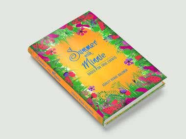 Summer with Minnie Book Cover