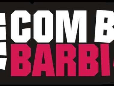 Combat Barbies