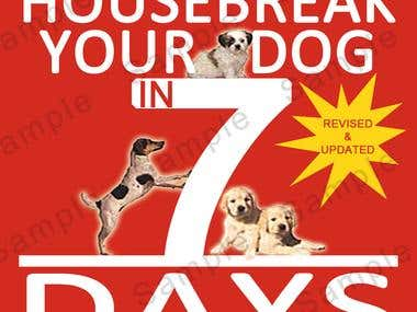 Book Cover For HOW TO HOUSEBREAK YOUR DOG IN 7 DAYS