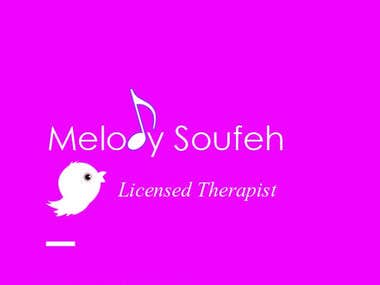 Business Card and Logo - Speech Therapy Company