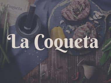 DESIGN: La Coqueta's branding manual