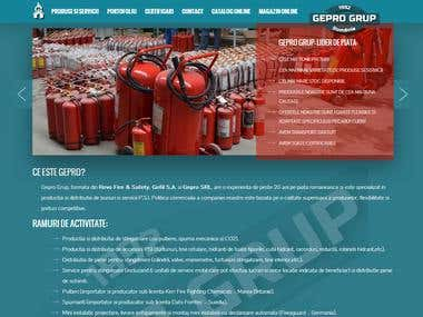 Gepro Grup - fire & safety products