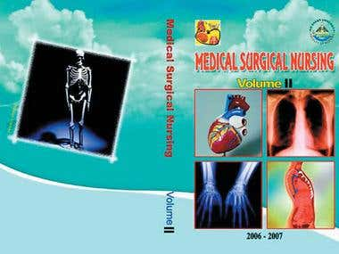 Medical cover book