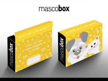 Diseño caja mascobox