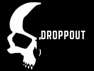 logo design droppout