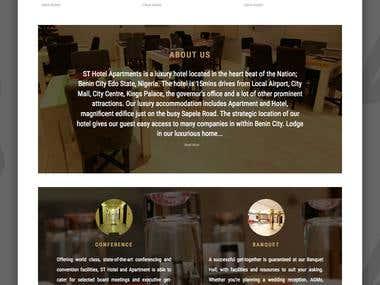 Multi Hotel Booking Site