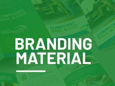 Branding Mterial