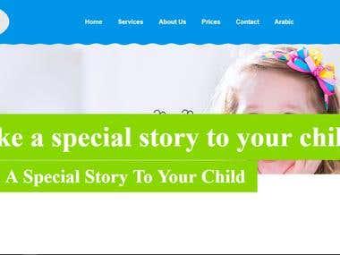 Store Web Site